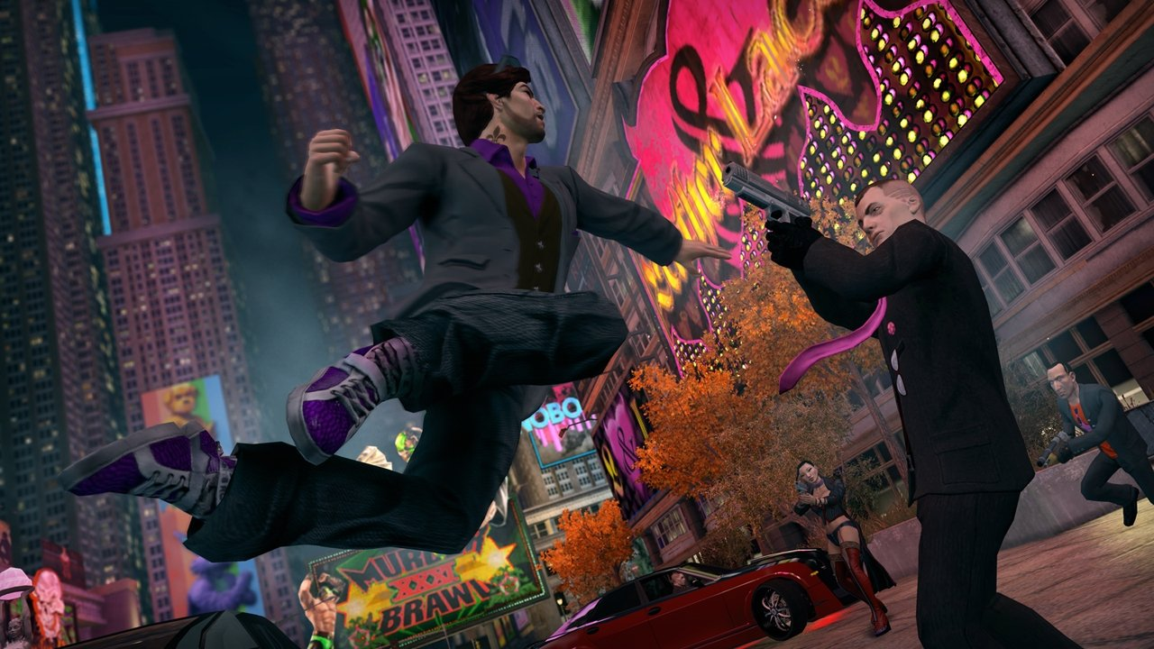 The Saints come marching to Switch with Saints Row: The Third this May screenshot
