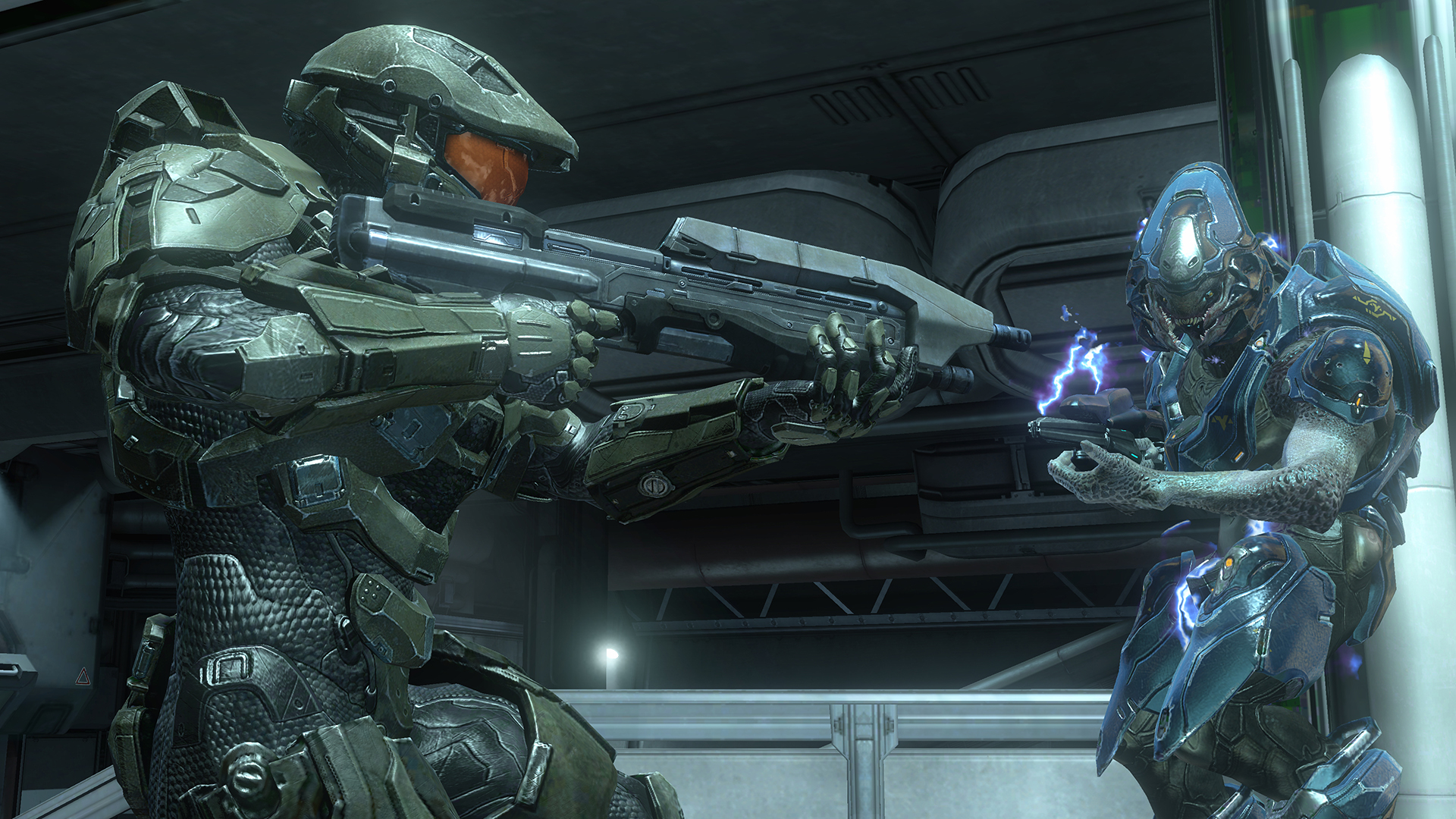 Gearbox almost ended up making Halo 4