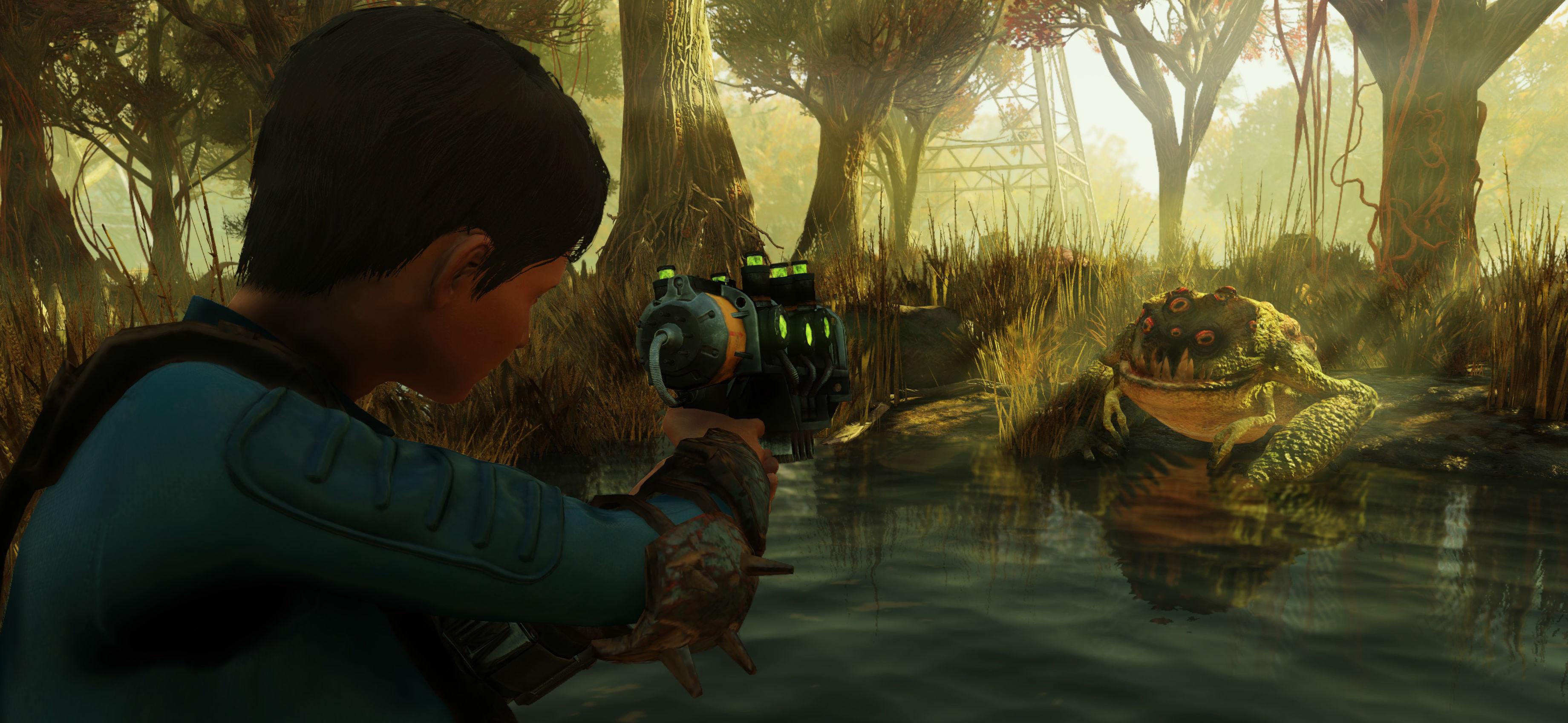 Bethesda confirms more bug fixes coming for the very-buggy Fallout 76 screenshot