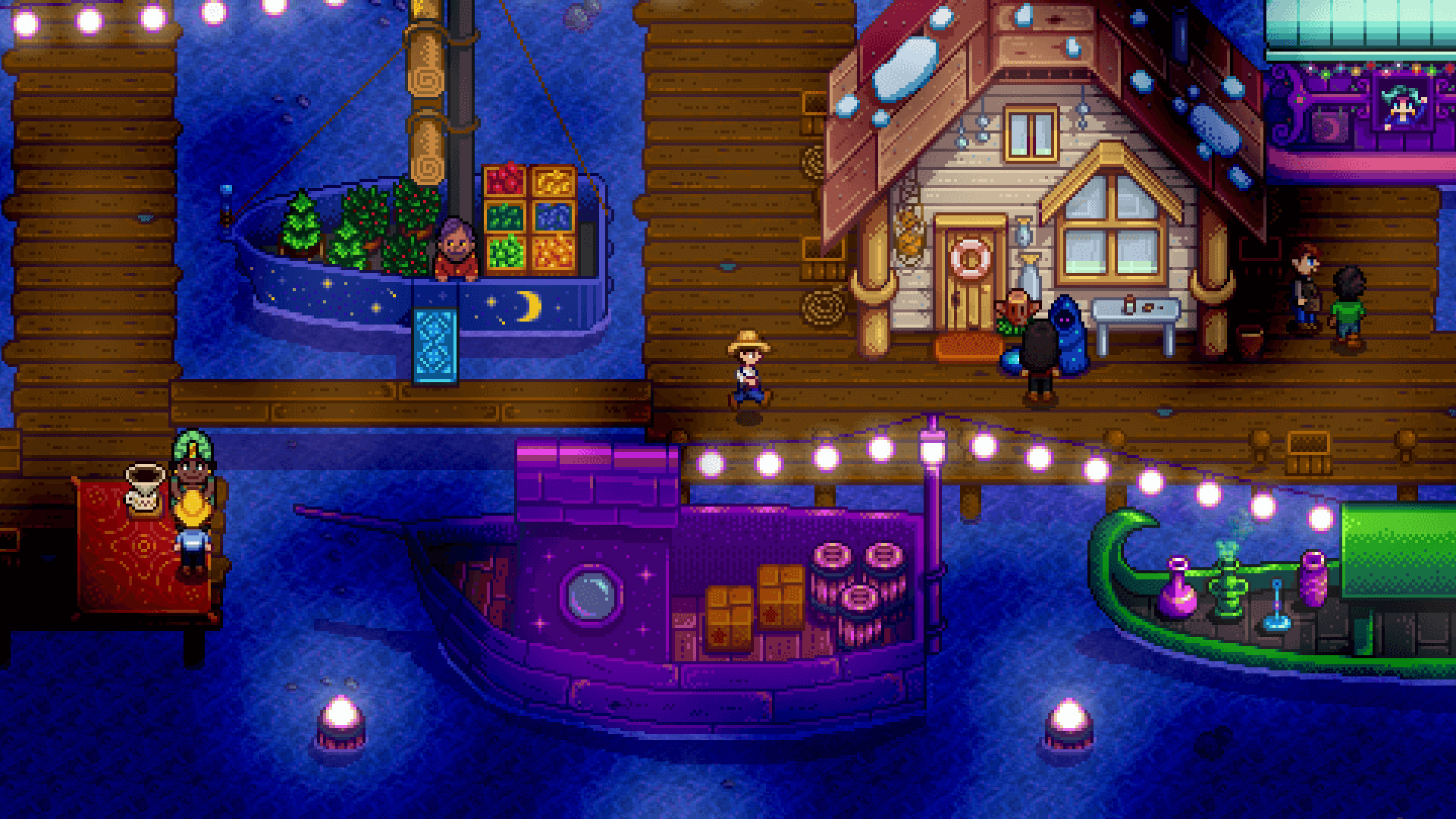 Stardew Valley just hit Year 3 and the Android version is
