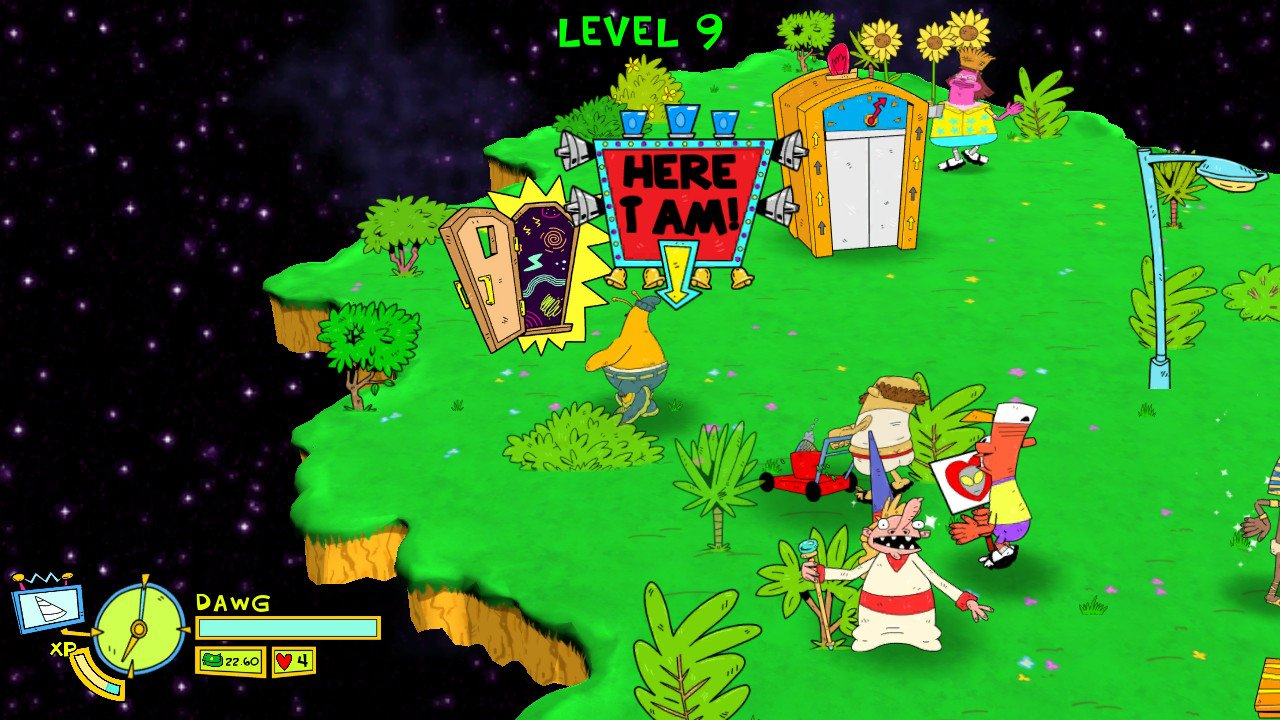ToeJam & Earl: Back in the Groove review