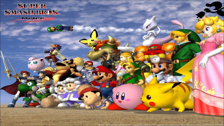 Super Smash Bros. Melee is left off the Evo 2019 roster screenshot