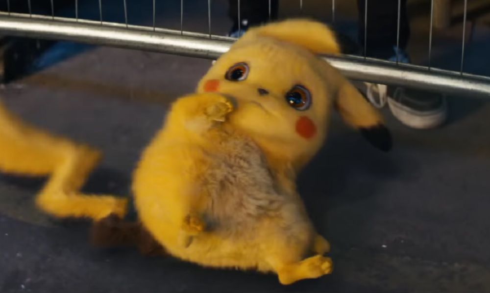 New Detective Pikachu trailer is a who's who of Pokemon ...