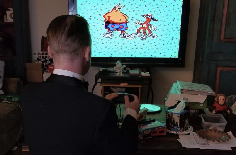 Macaulay Culkin is a surprise producer for the new ToeJam and Earl game screenshot