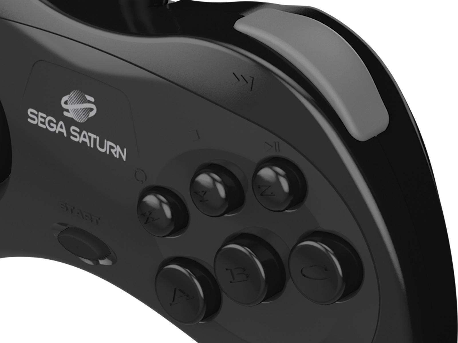 Review: Retro-Bit Licensed Sega Genesis/Sega Saturn Controllers