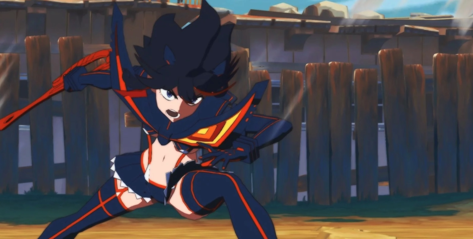(Update) The Kill la Kill game is getting a European release later this year screenshot