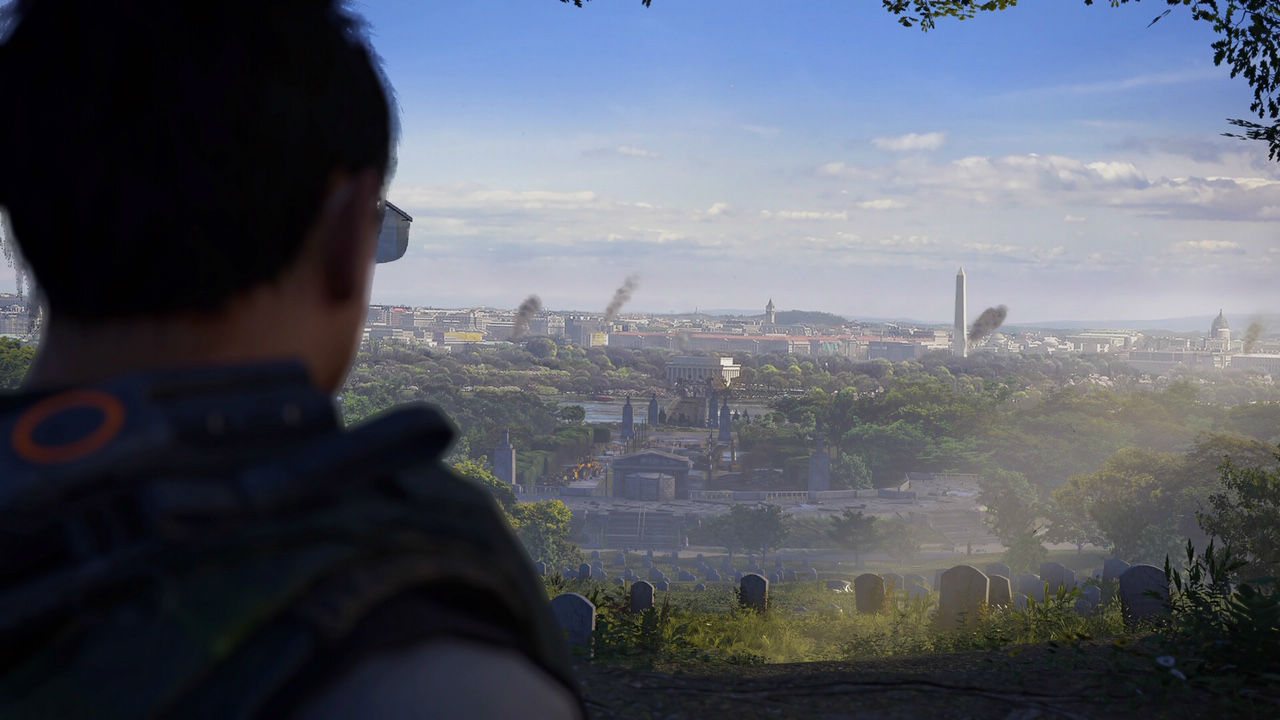 Review in Progress: The Division 2 screenshot