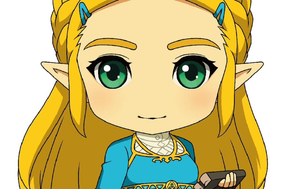 Breath of the Wild Zelda to get a super-cute Nendoroid later this year screenshot