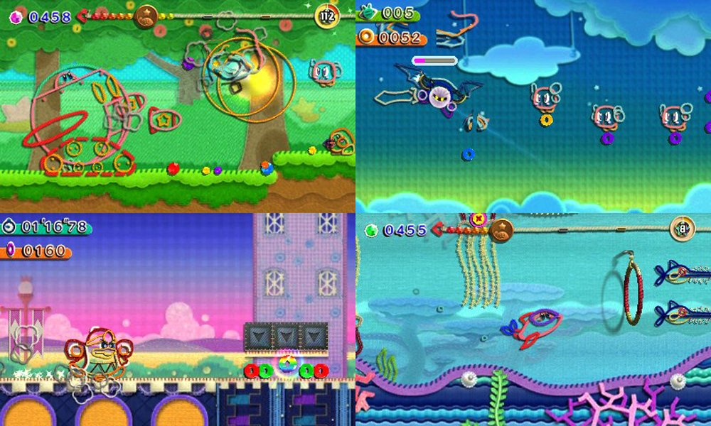 Review: Kirby's Extra Epic Yarn