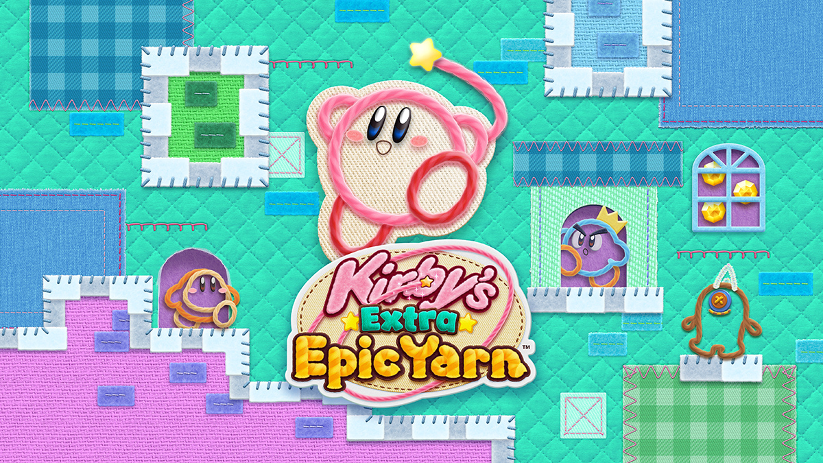 Review: Kirby's Extra Epic Yarn screenshot