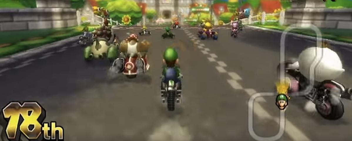 This Mario Kart Wii 24-player mod looks like fun screenshot