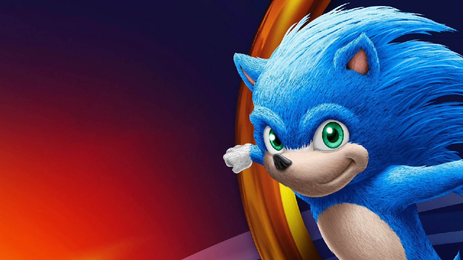Sonic The Hedgehog S Movie Design Sure Is Something