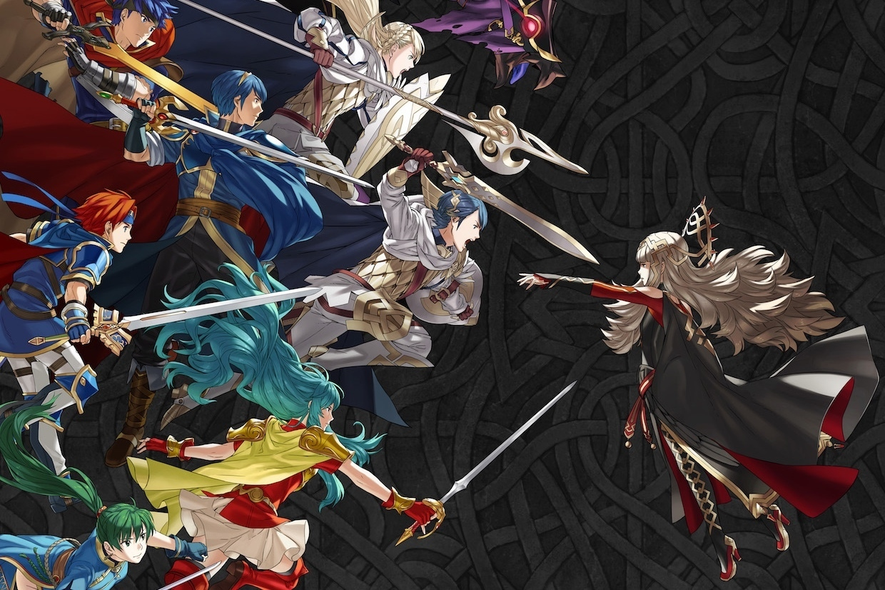 We talked to Nintendo about Fire Emblem Heroes' monetization strategy and where mobile is going screenshot