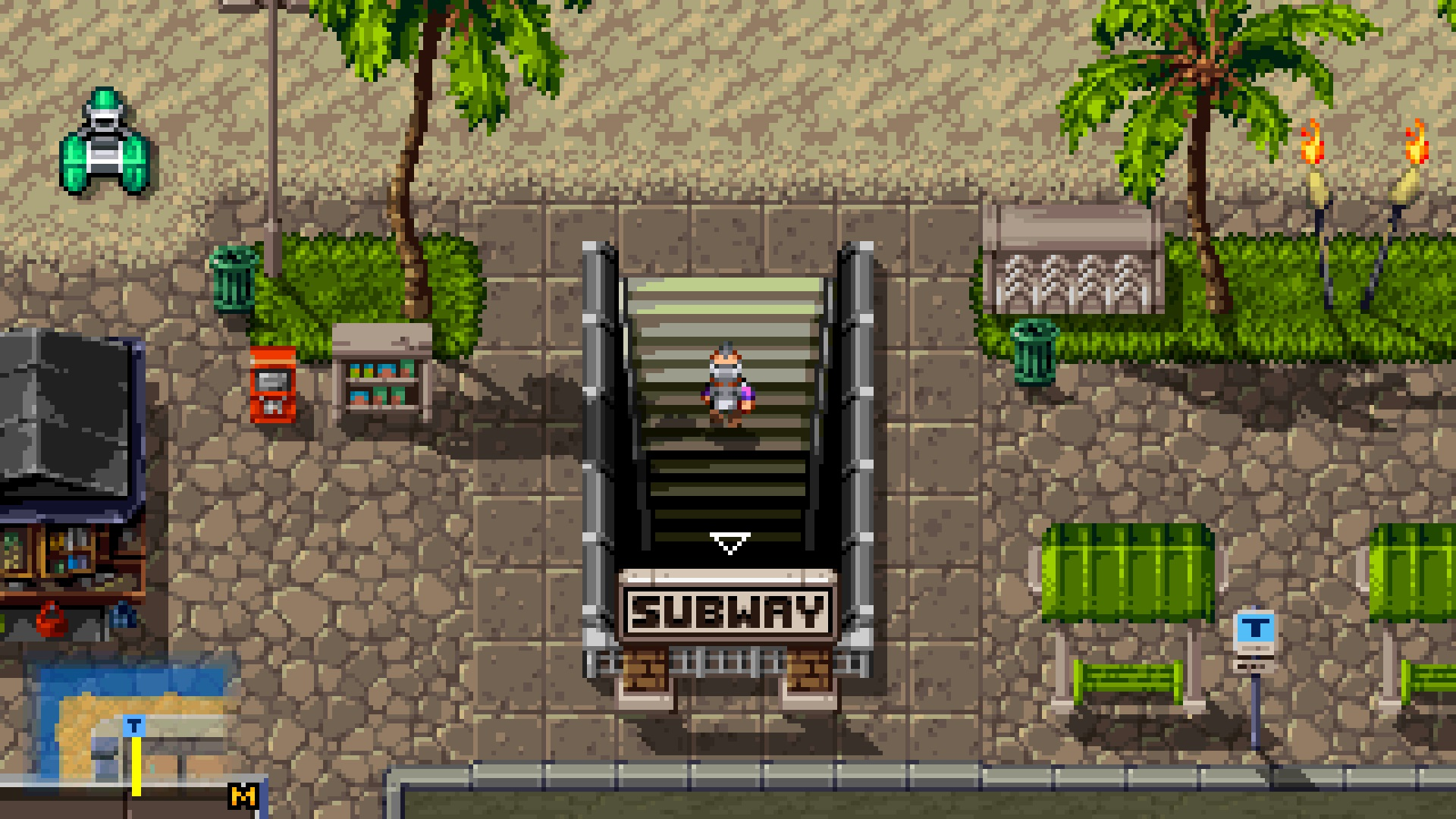 Shakedown: Hawaii is the latest game to jump to the Epic Games Store screenshot