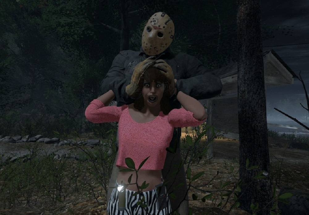 Friday the 13th coming to pop heads on Nintendo Switch screenshot