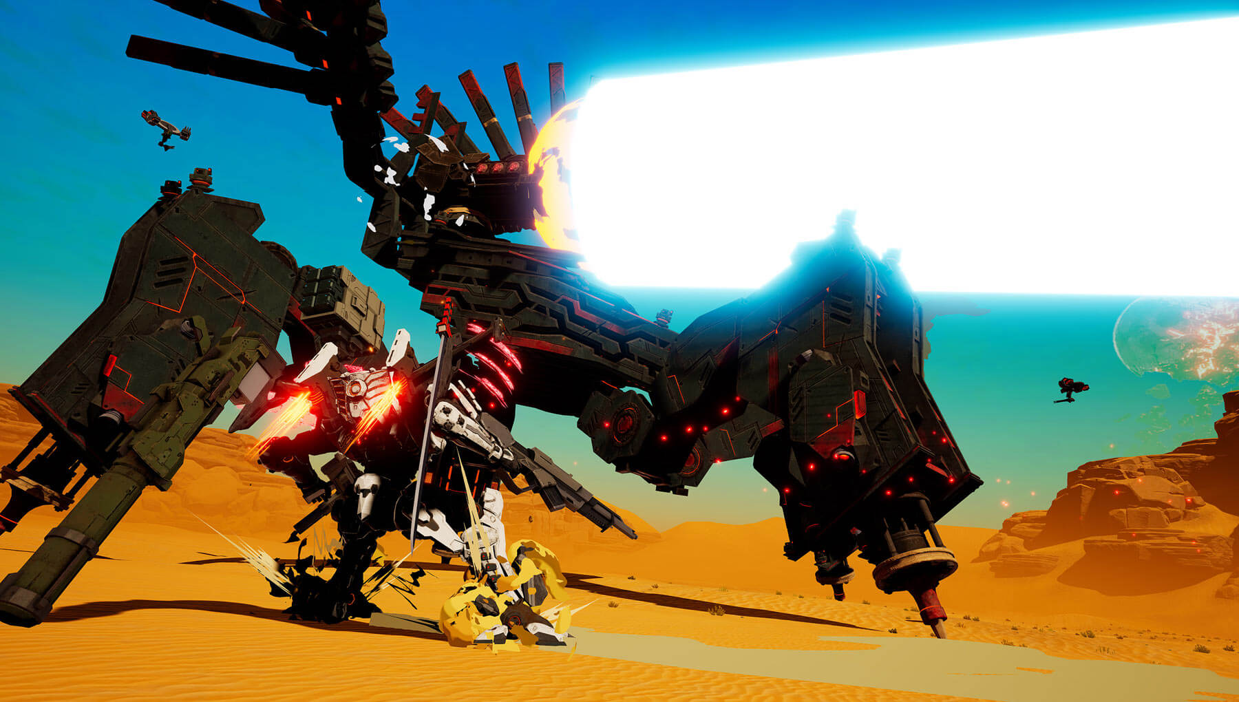 Psa Daemon X Machina S Switch Demo Is Being Pulled Soon