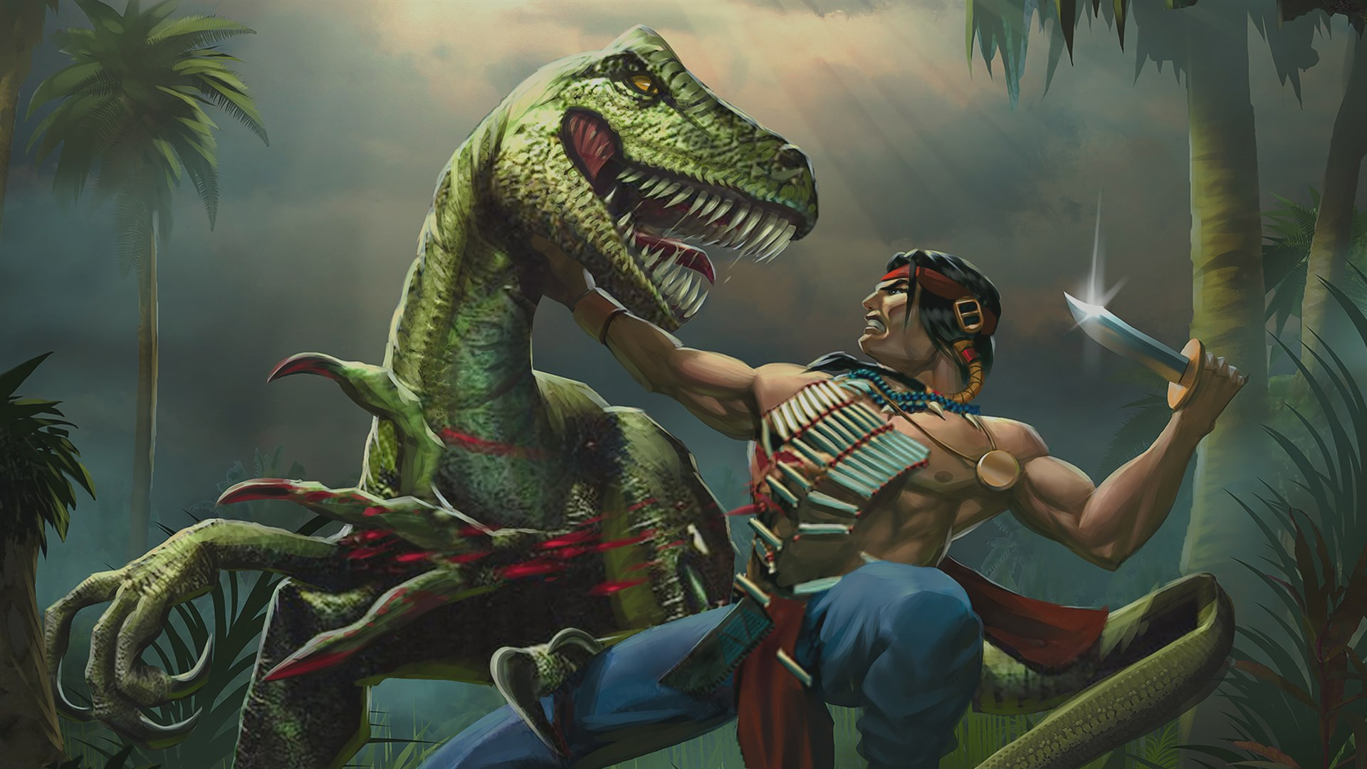In two weeks, you can play Turok on your Switch