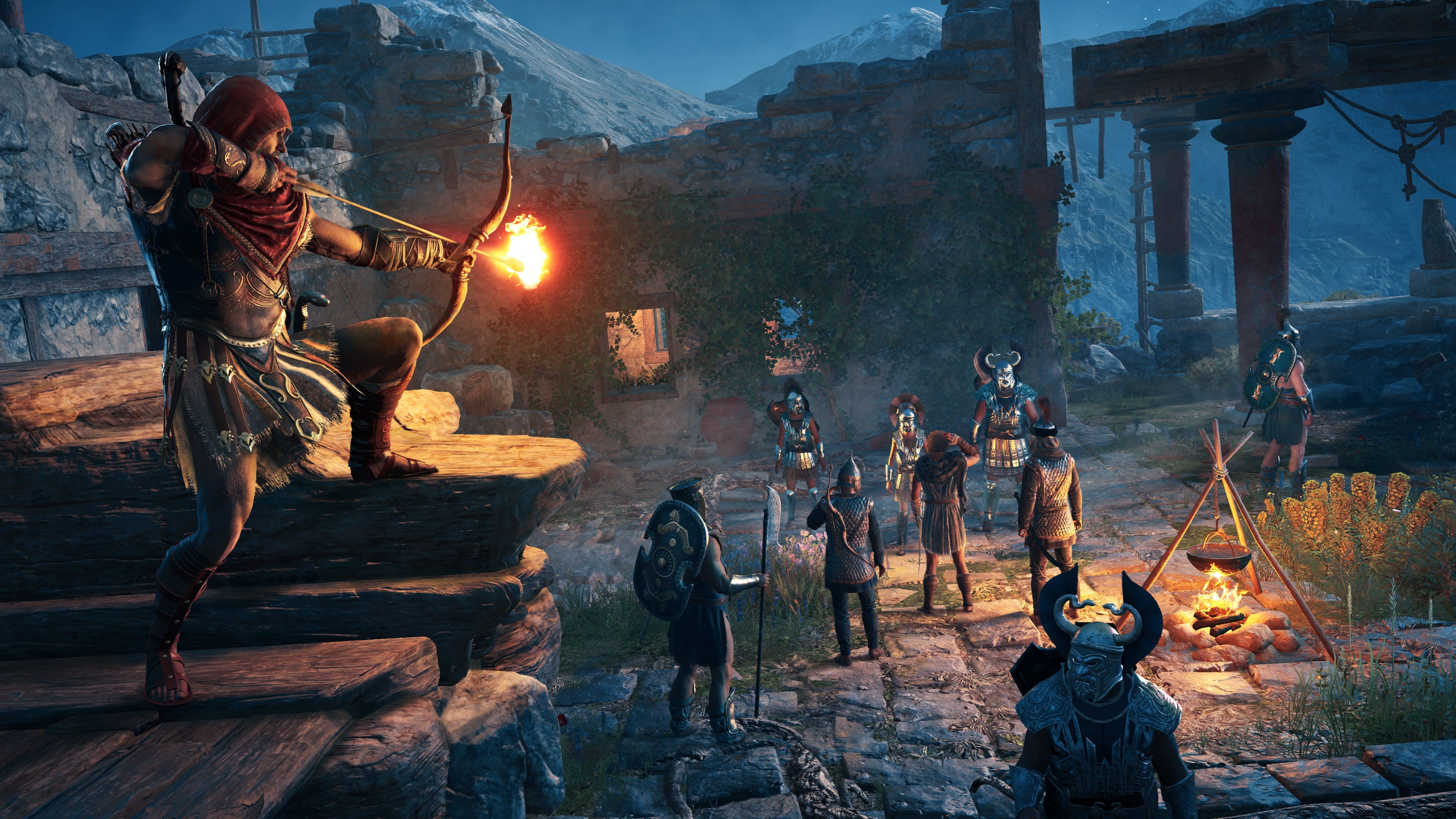 Assassin's Creed Odyssey wraps up its first DLC today screenshot