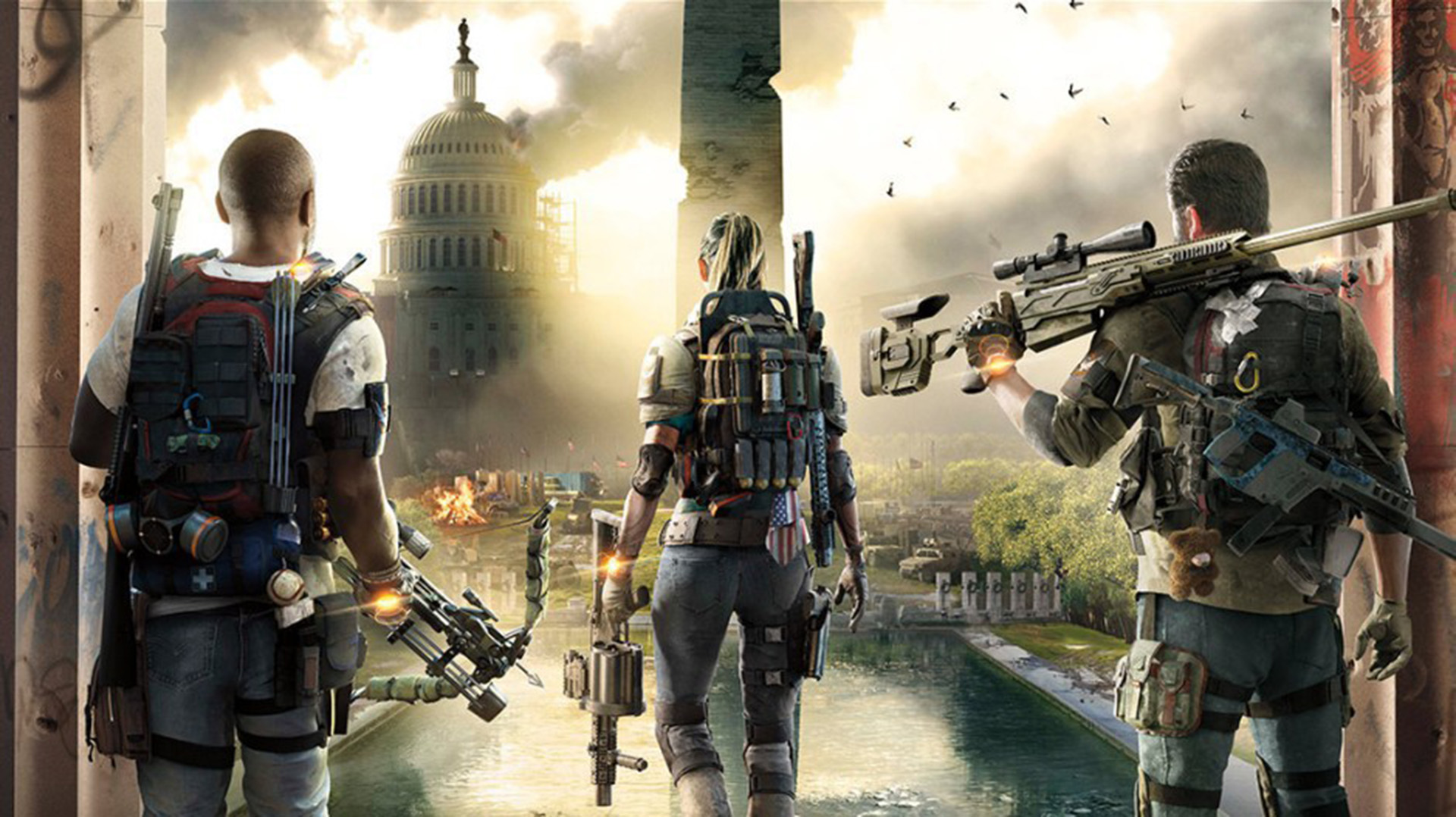 Today on Impulse, we give our first impressions from The Division 2 open beta! screenshot