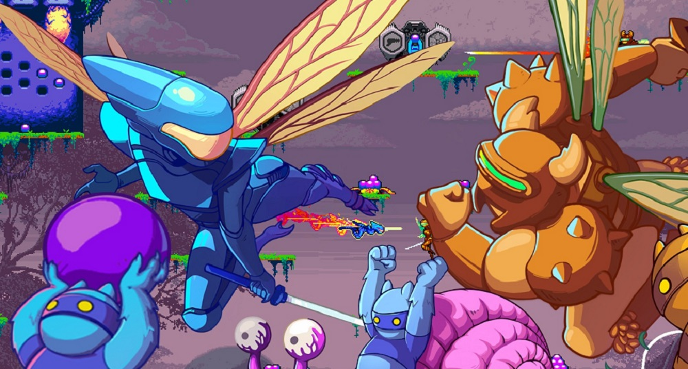 Killer Queen Black will be buzzing onto Xbox One later this year