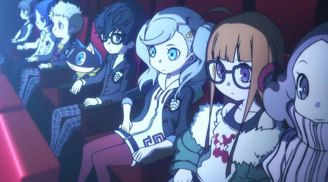 Persona Q2's Premium Edition will not be getting a restock