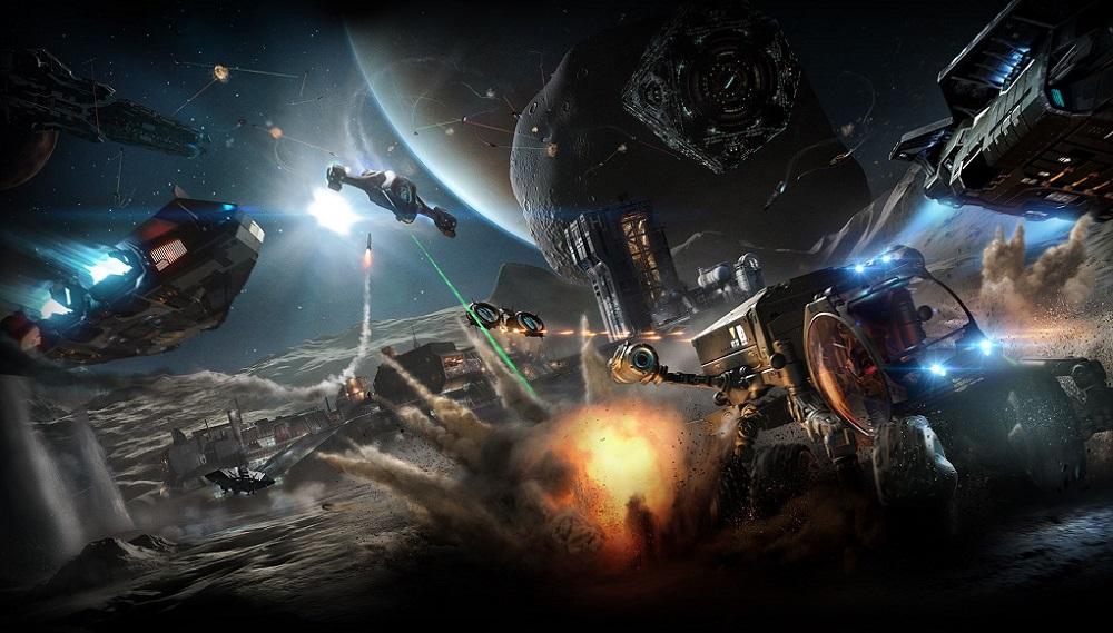 Elite: Dangerous will receive its next major update in 2020 screenshot