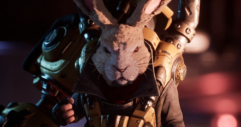 Sony reveal new bunny-led metroidvania F I S T  for PS4
