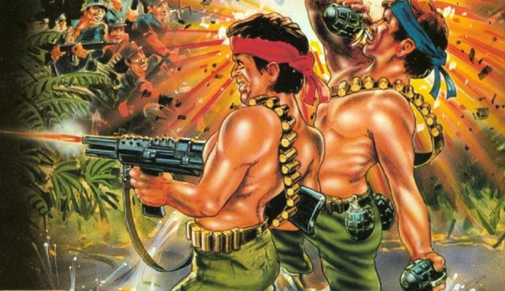 The Ikari Warriors run wild once again on PS4 and Nintendo Switch screenshot