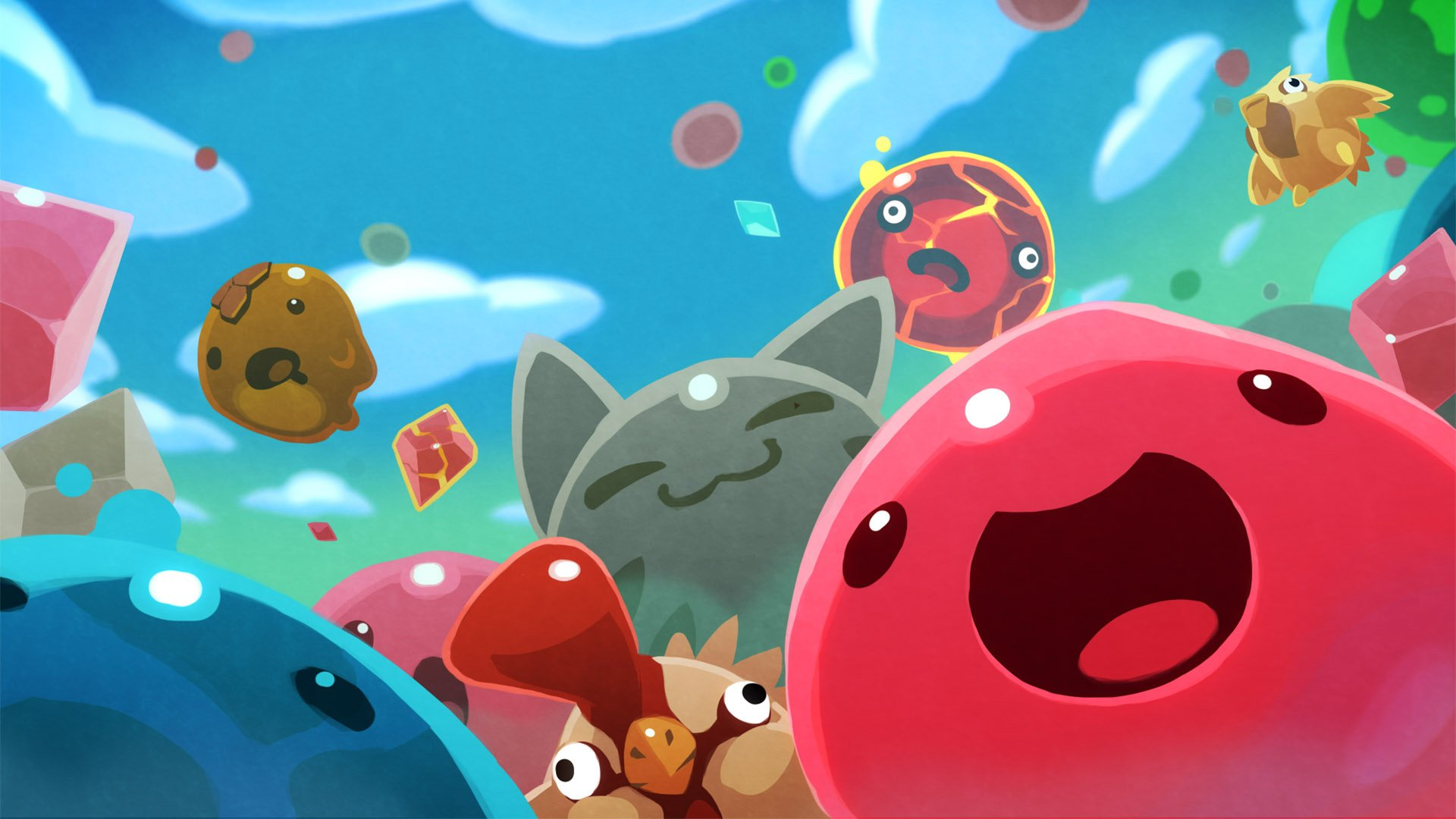 Slime Rancher goes free on the Epic Games Store