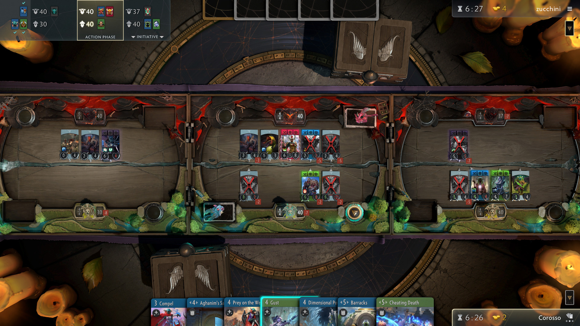 Legendary Designer Richard Garfield Taken Off Valve S Artifact As Player Numbers Plummet Alienware Arena