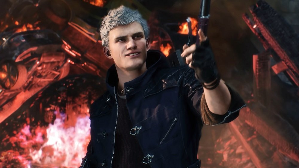 Devil May Cry 5 is pulling your Devil Trigger, debuts at the top of the UK Charts screenshot