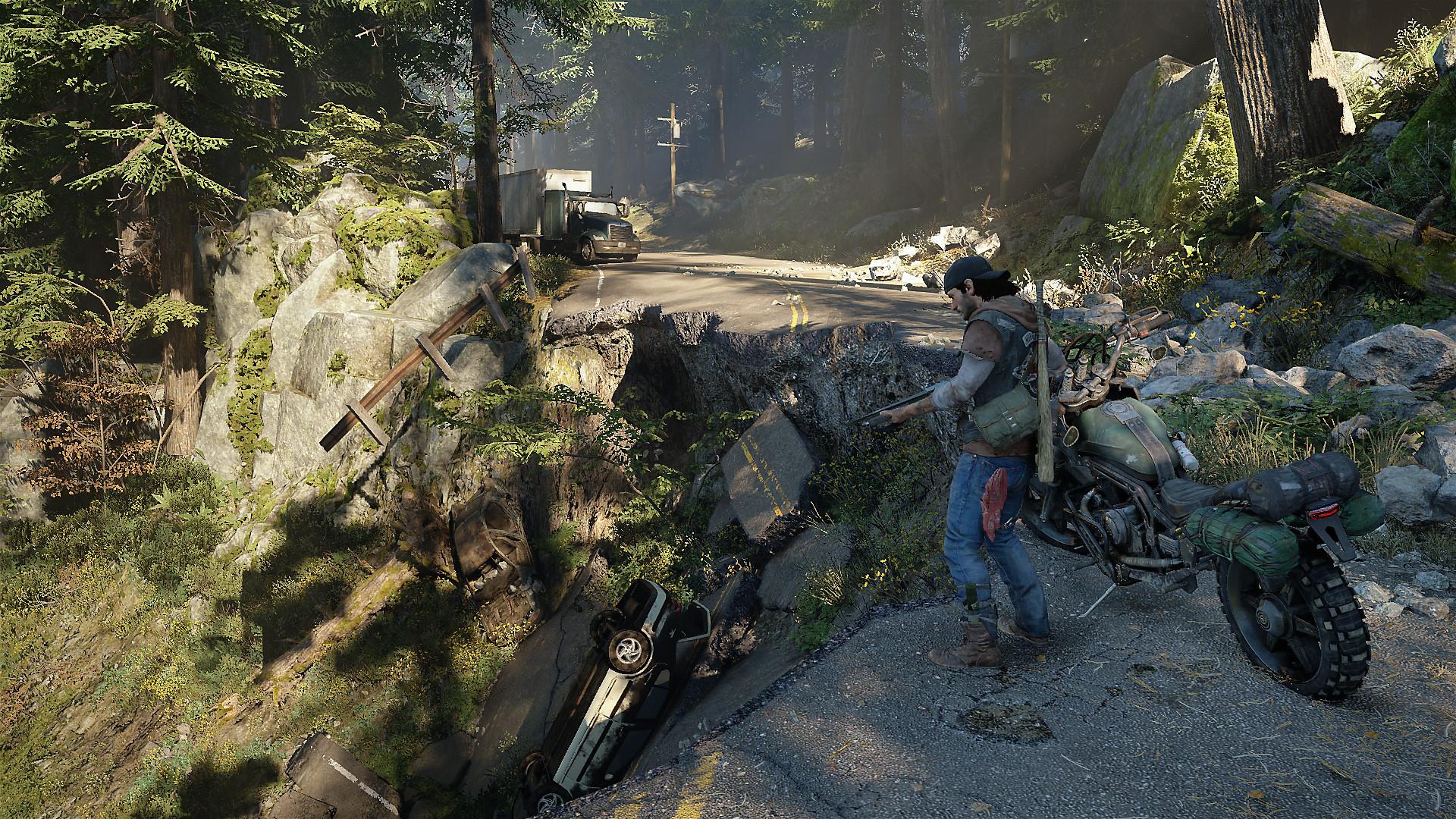 Sony zombie romp Days Gone has gone gold screenshot