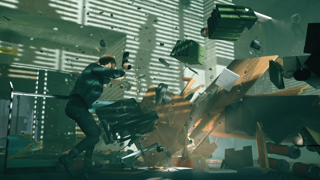 Remedy's Control is officially set for a summer launch screenshot