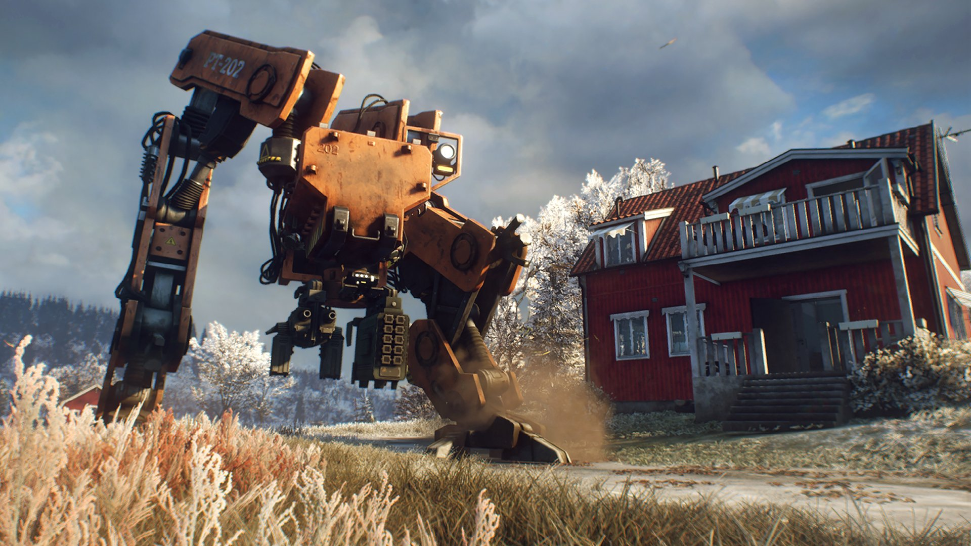 Generation Zero is a brilliant mish-mash of all of Avalanche's other games screenshot