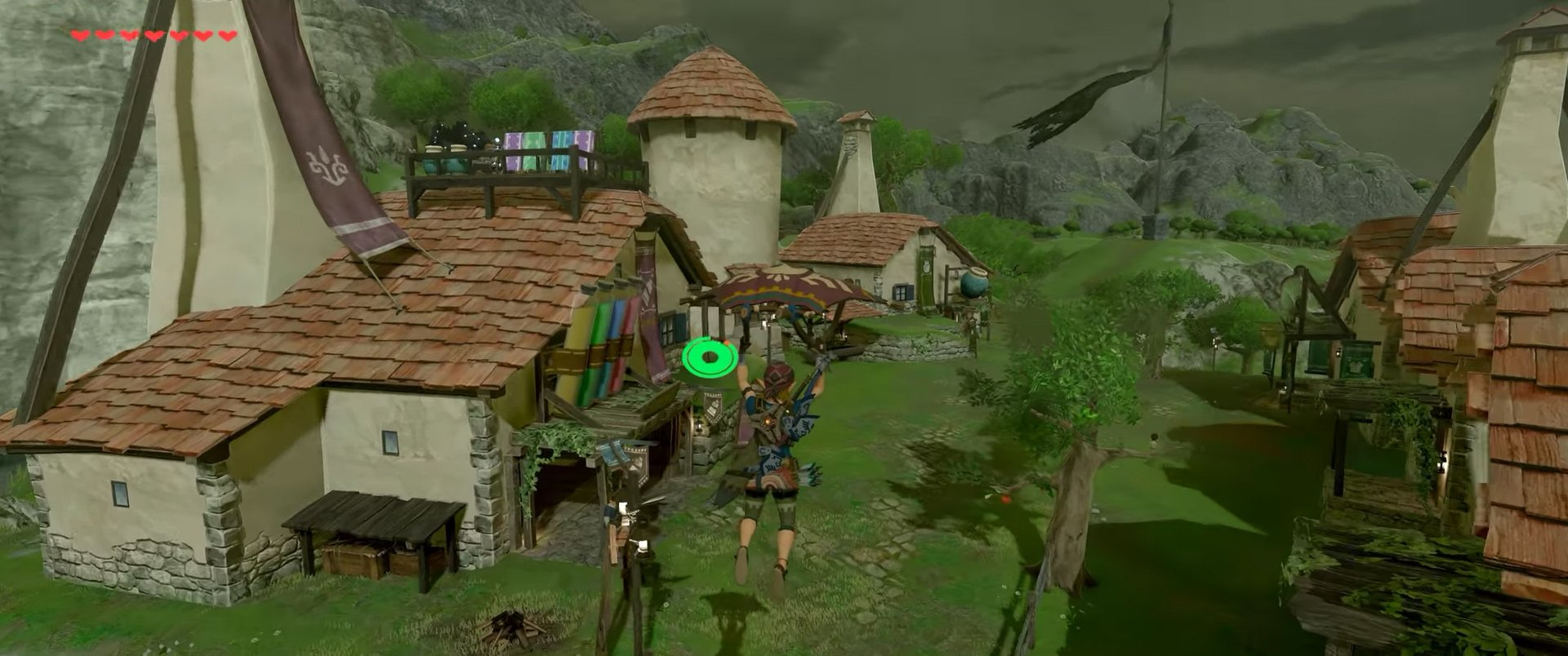 Zelda: Breath of the Wild feels totally different with a realistic look