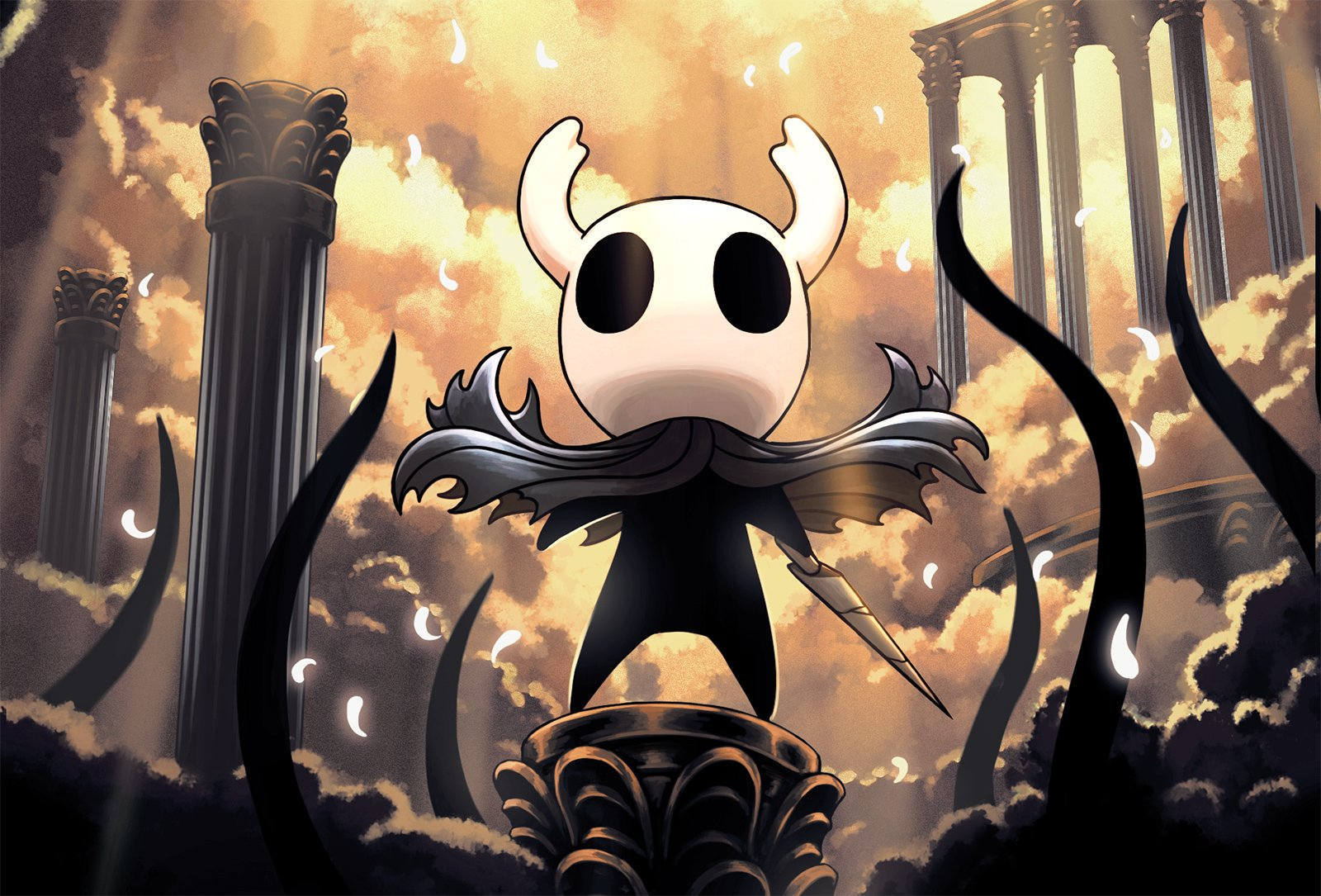 Hollow Knight is finally getting the physical edition it deserves screenshot