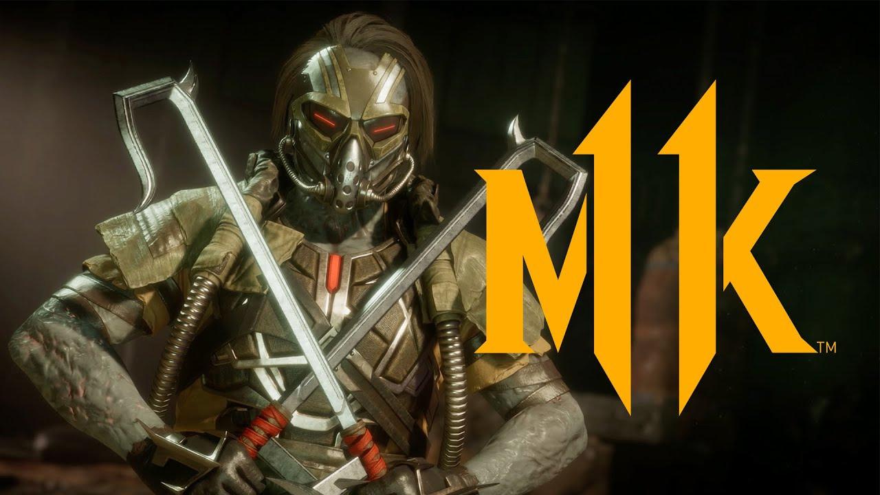 Nintendo's PAX East booth includes Mortal Kombat 11 screenshot