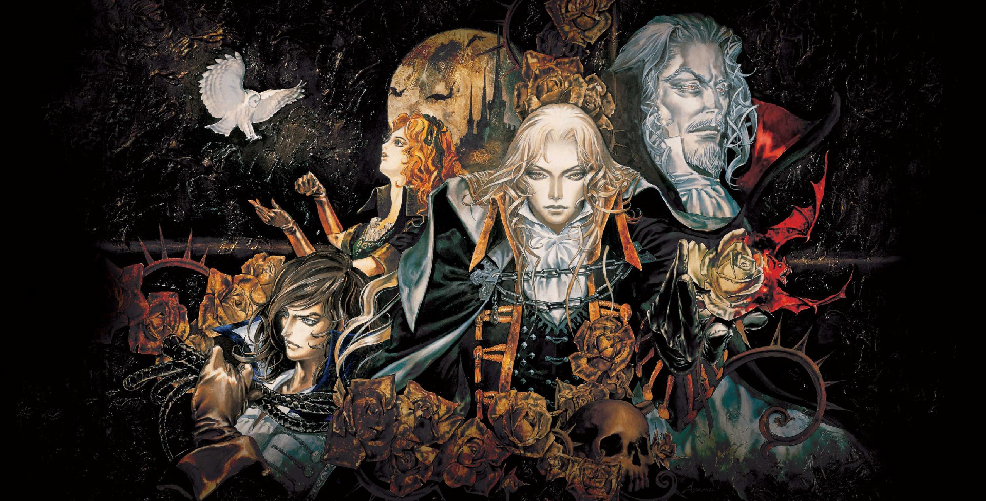 I sure hope Castlevania Anniversary Collection lives up to its name screenshot