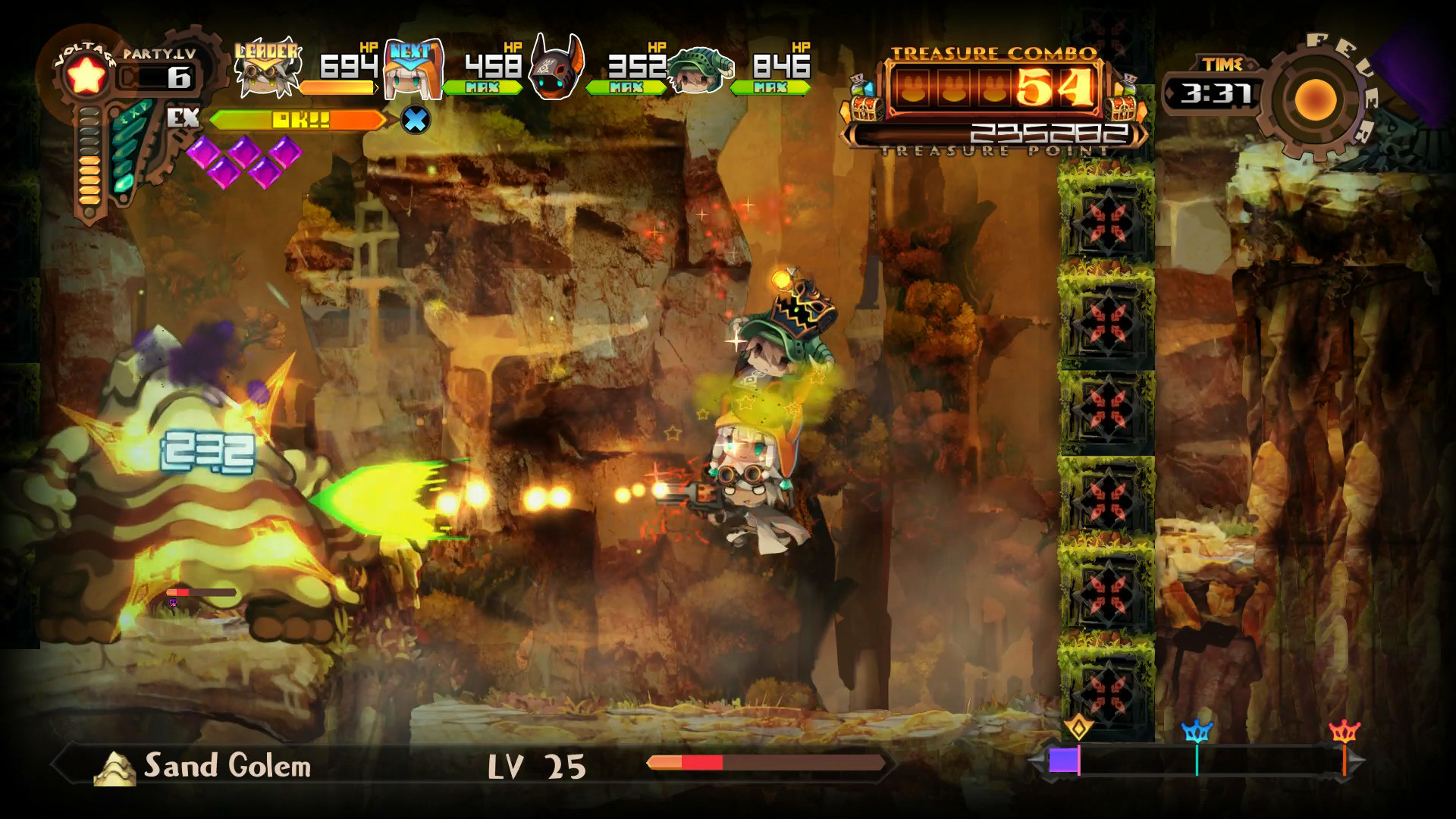 Lapis X Labyrinth is an action RPG with all the pizzazz of a