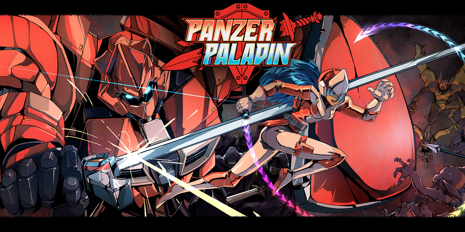 It's mechs versus demons in Panzer Paladin, the latest from Tribute Games screenshot