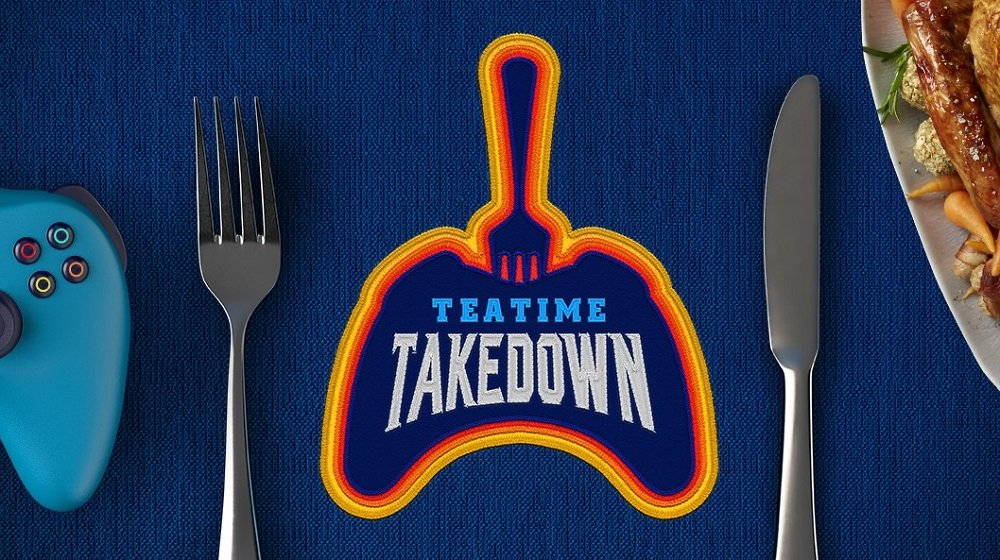If your parenting skills are terrible, supermarket Aldi's 'Teatime Takedown' might be for you screenshot