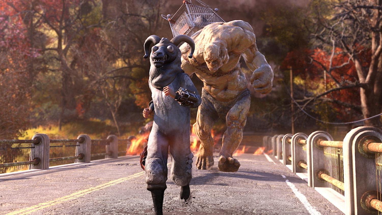 Fallout 76's massive Wild Appalachia update is out screenshot