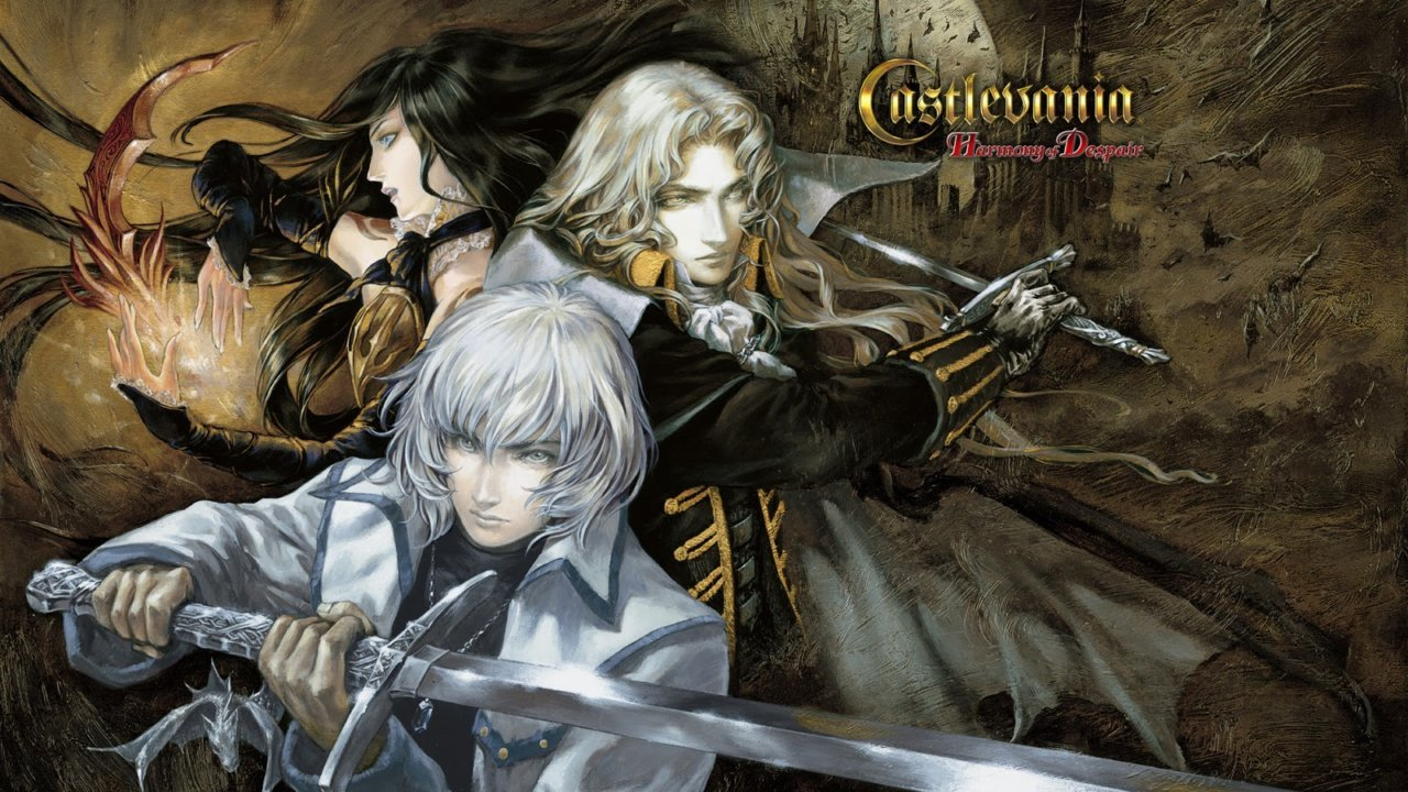 Castlevania: Harmony of Despair comes to Xbox One