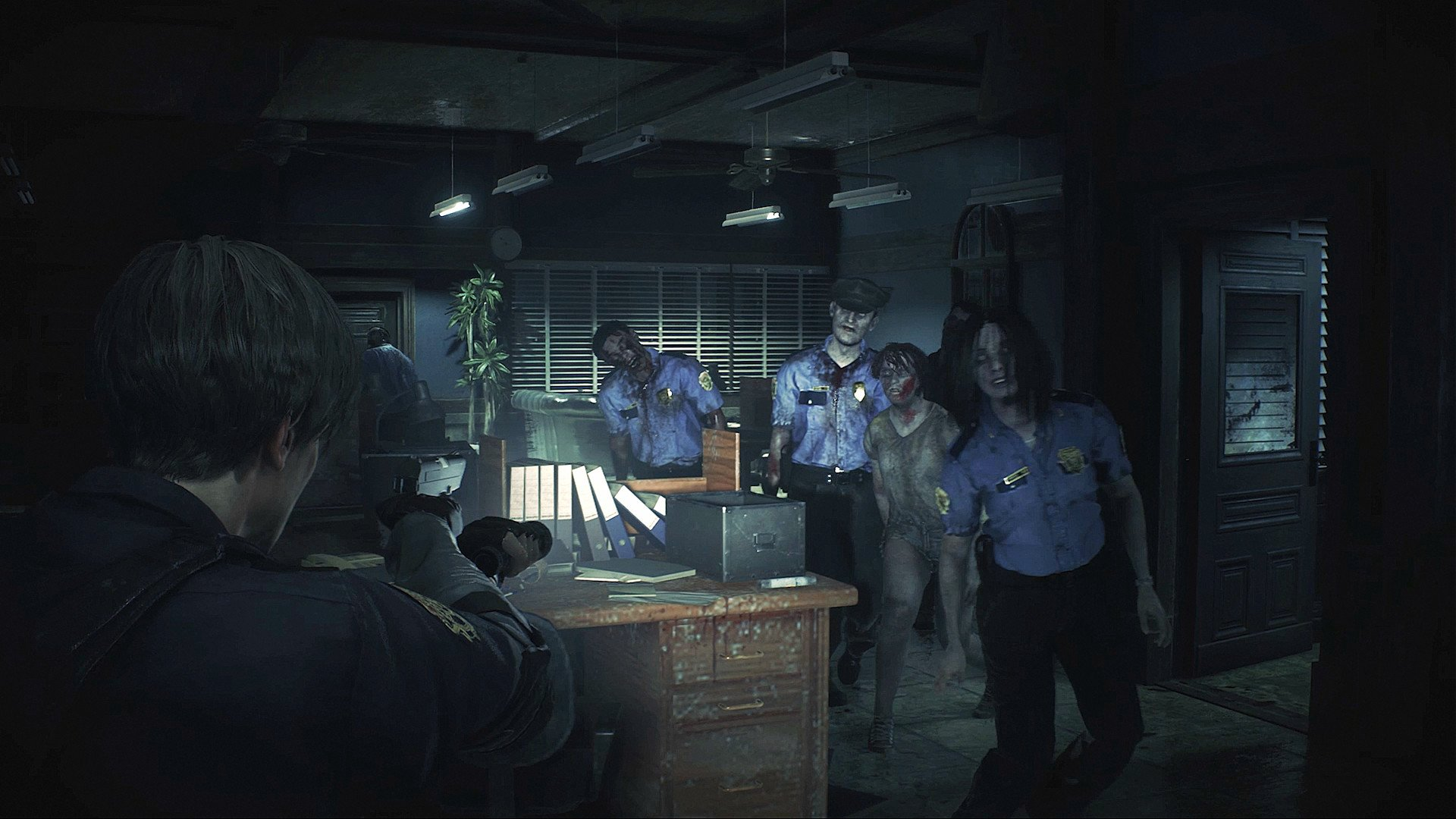 Resident Evil 2 remake director: getting the right item balance is 'a lot of trial and error' screenshot