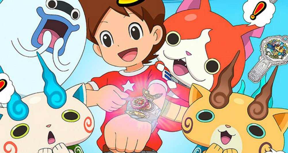 Level-5 breaks down future of Yo-Kai Watch, which includes a new anime in the spirit of the original screenshot