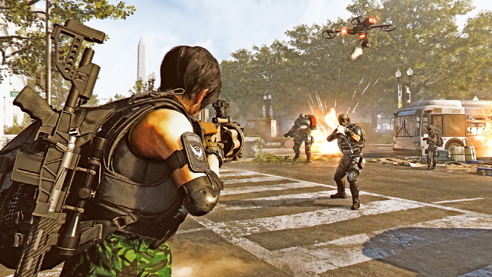 Very Quick Tips: The Division 2