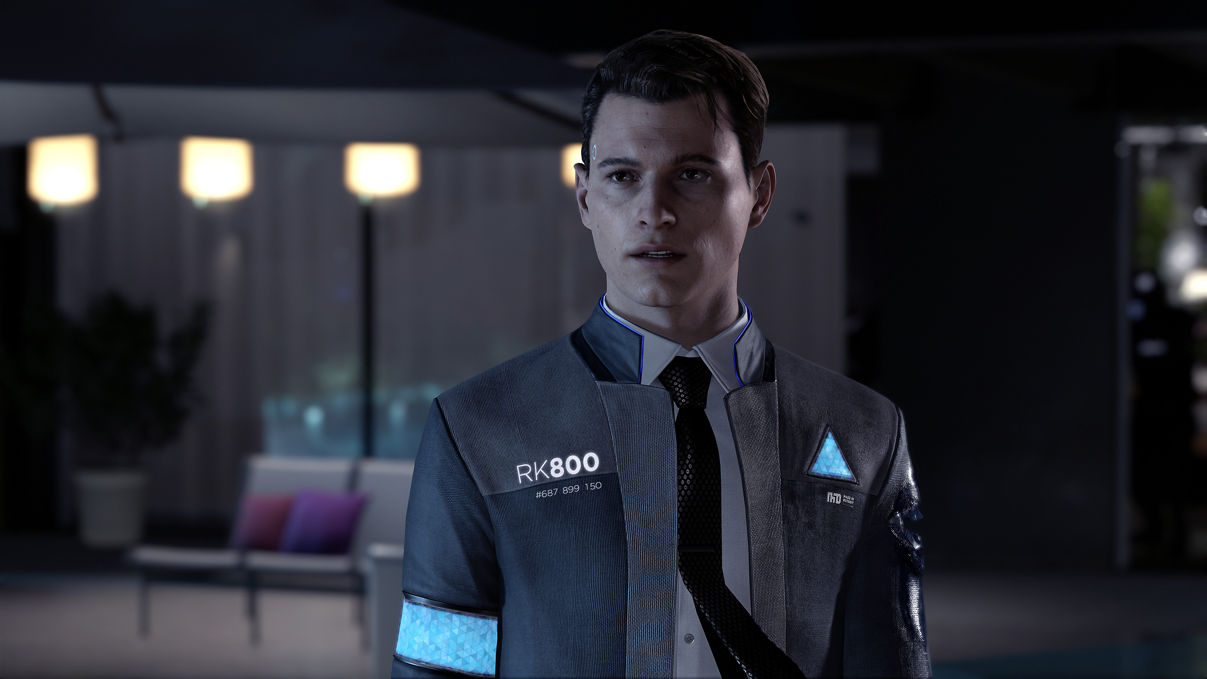 Detroit developer Quantic Dream locks up timed exclusive deal with Epic to bring their lineup to PC screenshot