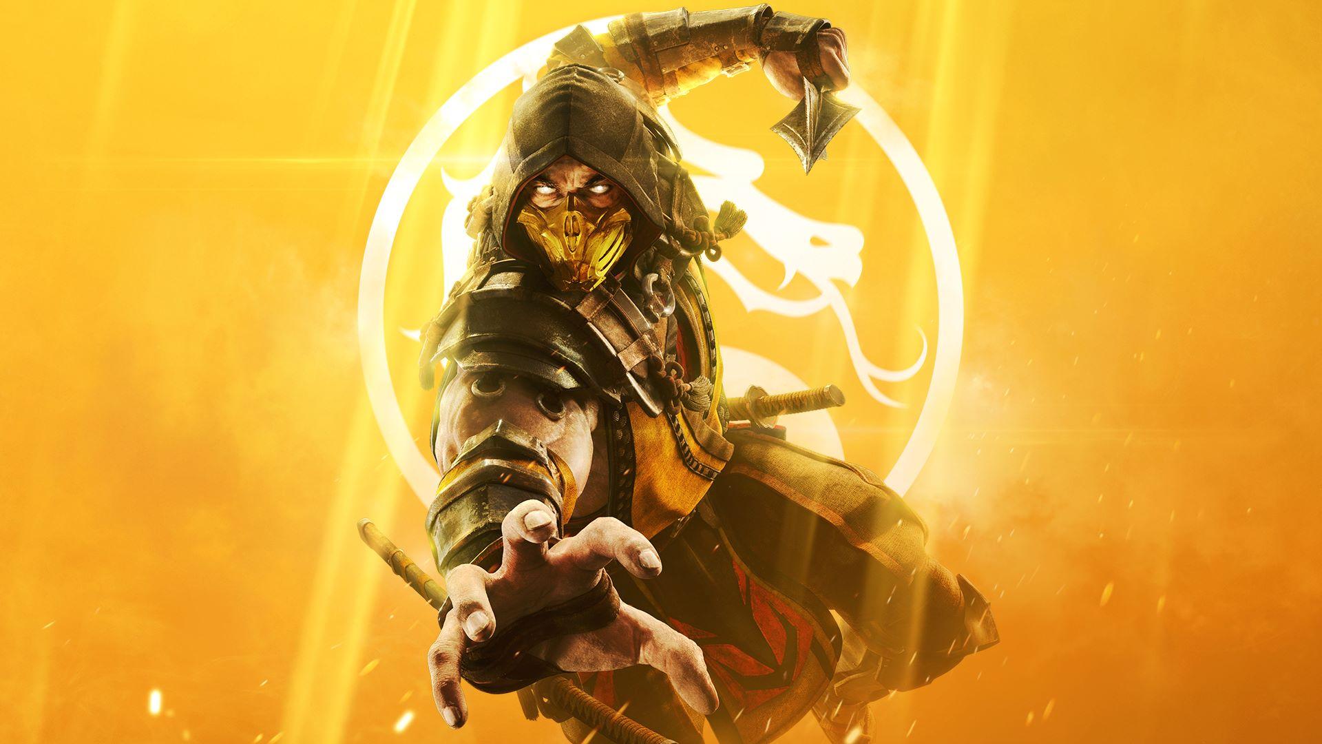 You gotta pre-order Mortal Kombat 11 to get into the closed beta screenshot