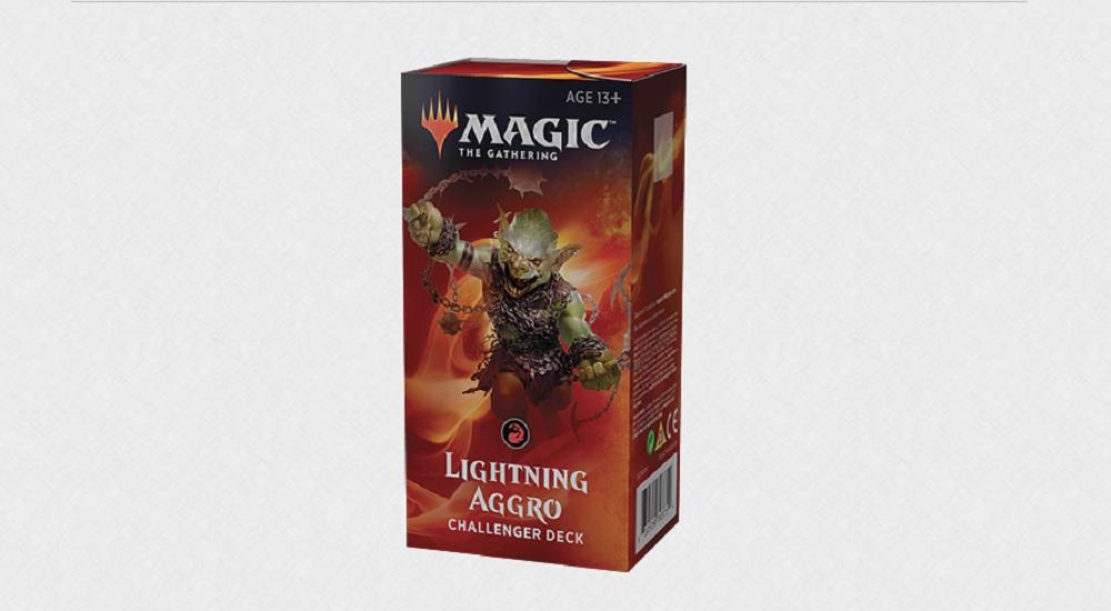 Wizards of the Coast reveals 2019's starter-centric Magic challenger decks