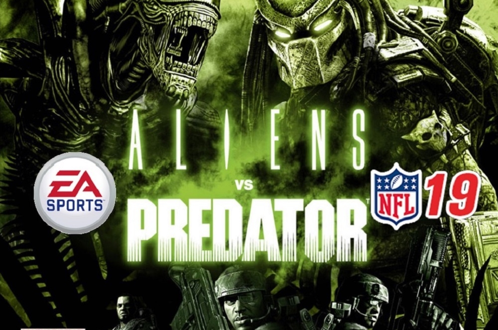 Whatever we as a species did to have Alien vs. Predator Football cancelled, I'd just like to apologize screenshot